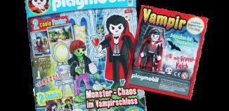 Playmobil - 80595 - PLAYMOBIL-Magazin 7/2017 (Heft 56)