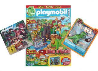 Playmobil - 80607-ger - PLAYMOBIL-Magazin 5/2018 (Heft 62)