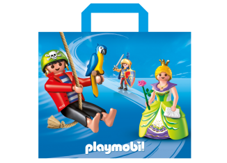 Playmobil - 86489 - Reusable Shopping Bag Large