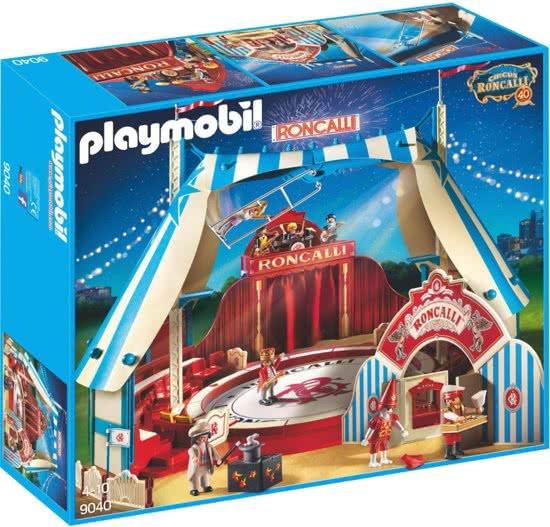Playmobil 9040 - Roncalli Circus Arena - Box