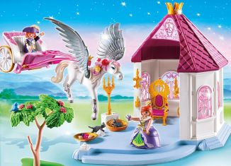 Playmobil - 9289-ger - Princess Pavillion and Carriage