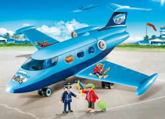 Playmobil - 9366 - FunPark Plane