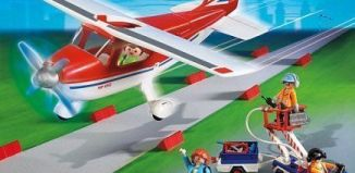 Playmobil - 9369 - Red Plane