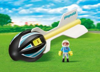 Playmobil - 9374 - Wind Flyer