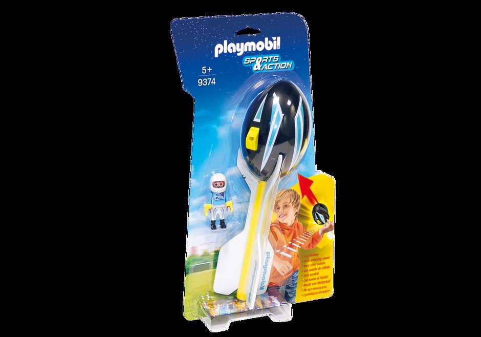 Playmobil 9374 - Wind Flyer - Box