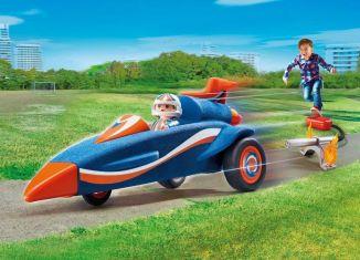 Playmobil - 9375 - Stomp Racer