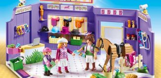 Playmobil - 9401 - Horse Shop