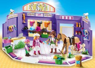 Playmobil - 9401 - Horse Shop