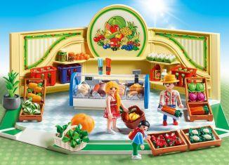 Playmobil - 9403 - Grocery Shop