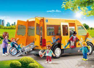 Playmobil - 9419 - School Bus