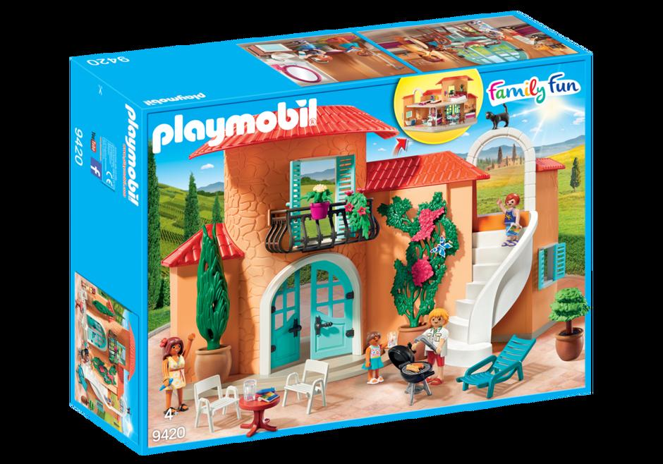 Playmobil Luxusvilla Kche. Playmobil Villa Und Vieles Mehr City Life ...