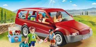 Playmobil - 9421 - Family Van