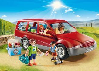 Playmobil - 9421 - Voiture familiale