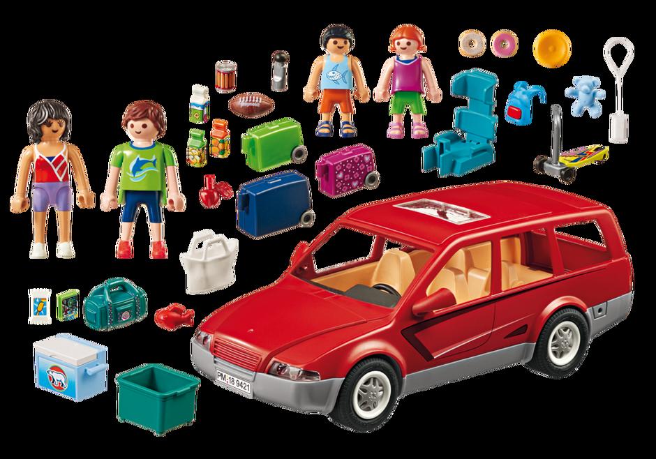 Playmobil 9421 - Voiture familiale - Précédent