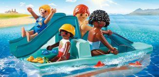 Playmobil - 9424 - Pedal Boat