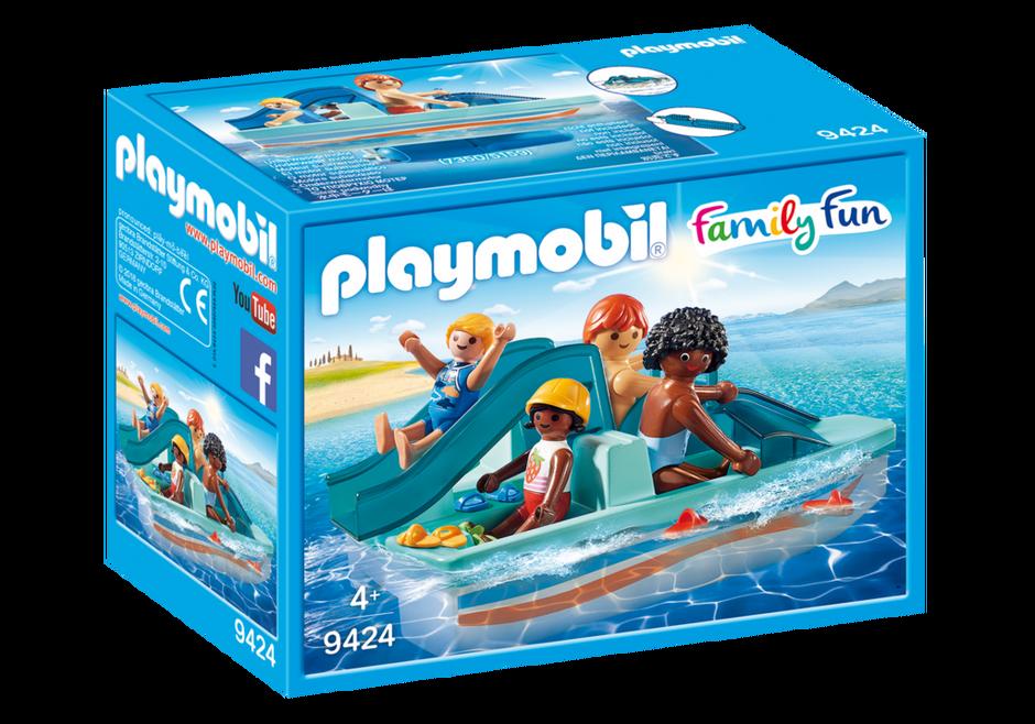 Playmobil 9424 - Pedal Boat - Box