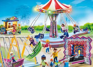 Playmobil - 9482 - Großer Kirmesspaß