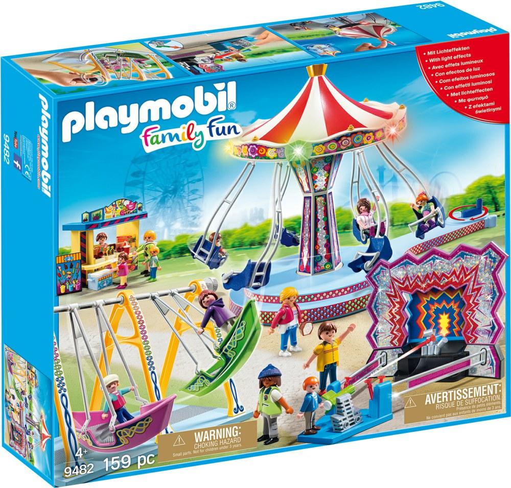 Playmobil 9482 - Großer Kirmesspaß - Box