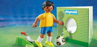 Playmobil - 9510 - Nationalspieler Brasilien