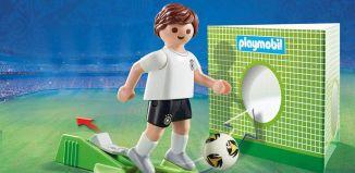 Playmobil - 9511 - Nationalspieler Deutschland