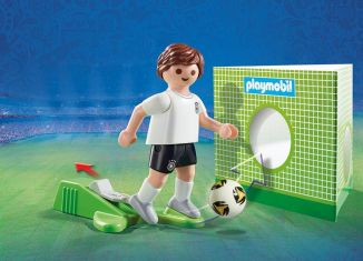 Playmobil - 9511 - Soccer Player Germany