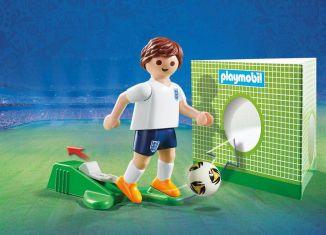 Playmobil - 9512 - Soccer Player England