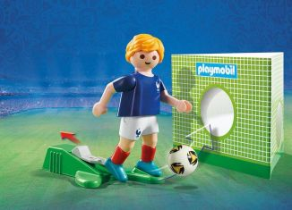Playmobil - 9513 - Soccer Player France