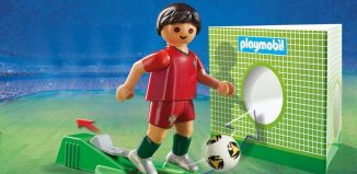 Playmobil - 9516 - Nationalspieler Portugal