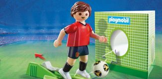 Playmobil - 9517 - Soccer Player Spain