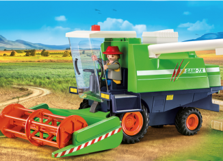 Playmobil - 9532 - Harvester