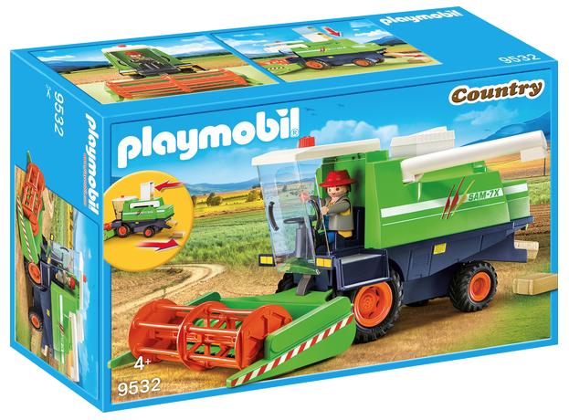 Playmobil 9532 - Harvester - Box