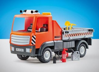 Playmobil - 9801 - Construction Truck