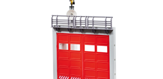 Playmobil - 9803 - Extension for Fire Station