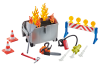 Playmobil - 9804 - Fire Accessories