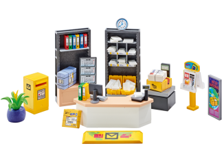 Playmobil - 9807 - Post Station