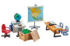 Playmobil - 9810 - Geography Classroom