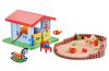 Playmobil - 9814 - Play House with Sand Pit