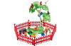 Playmobil - 9817 - Wild Animals Enclosure