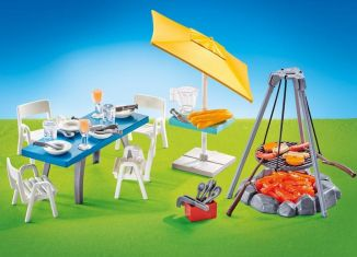 Playmobil - 9818 - Barbecue Set