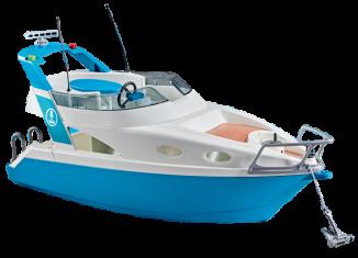 Playmobil - 9822 - Luxury Yacht