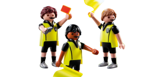 Playmobil - 9824 - Referee team