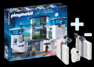 Playmobil - DE1806B - Police Bundle