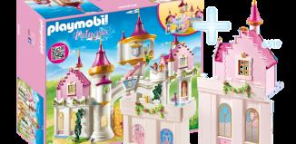 Playmobil - DE1806D - Princess Castle Mega Bundle