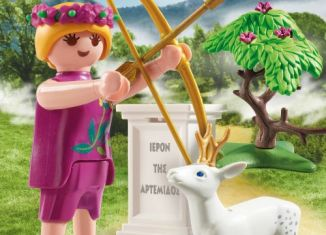 Playmobil - 9525-gre - Artemis Greek Goddess