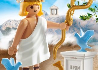 Playmobil - 9524-gre - Hermes Greek God