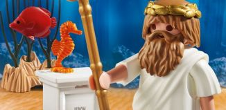 Playmobil - 9523 - Poseidon Greek God