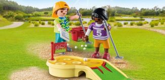 Playmobil - 9439 - Children's Mini Golf