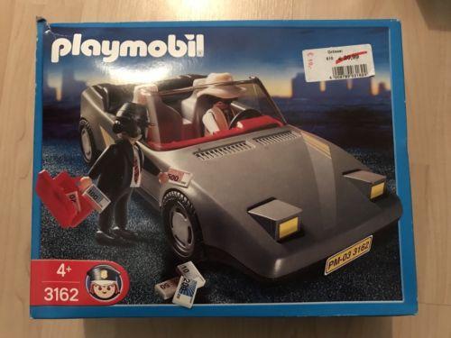 Playmobil 3162s2v1 - Getaway Car - Box