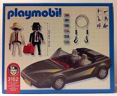 Playmobil 3162s2v1 - Getaway Car - Back