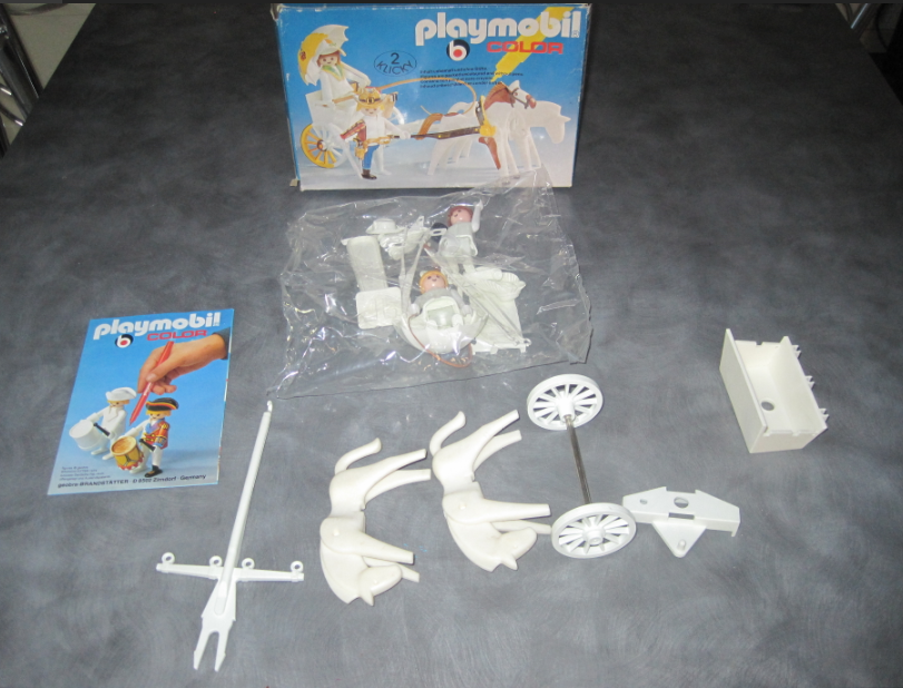 Playmobil 3622 - Western Surrey - Box